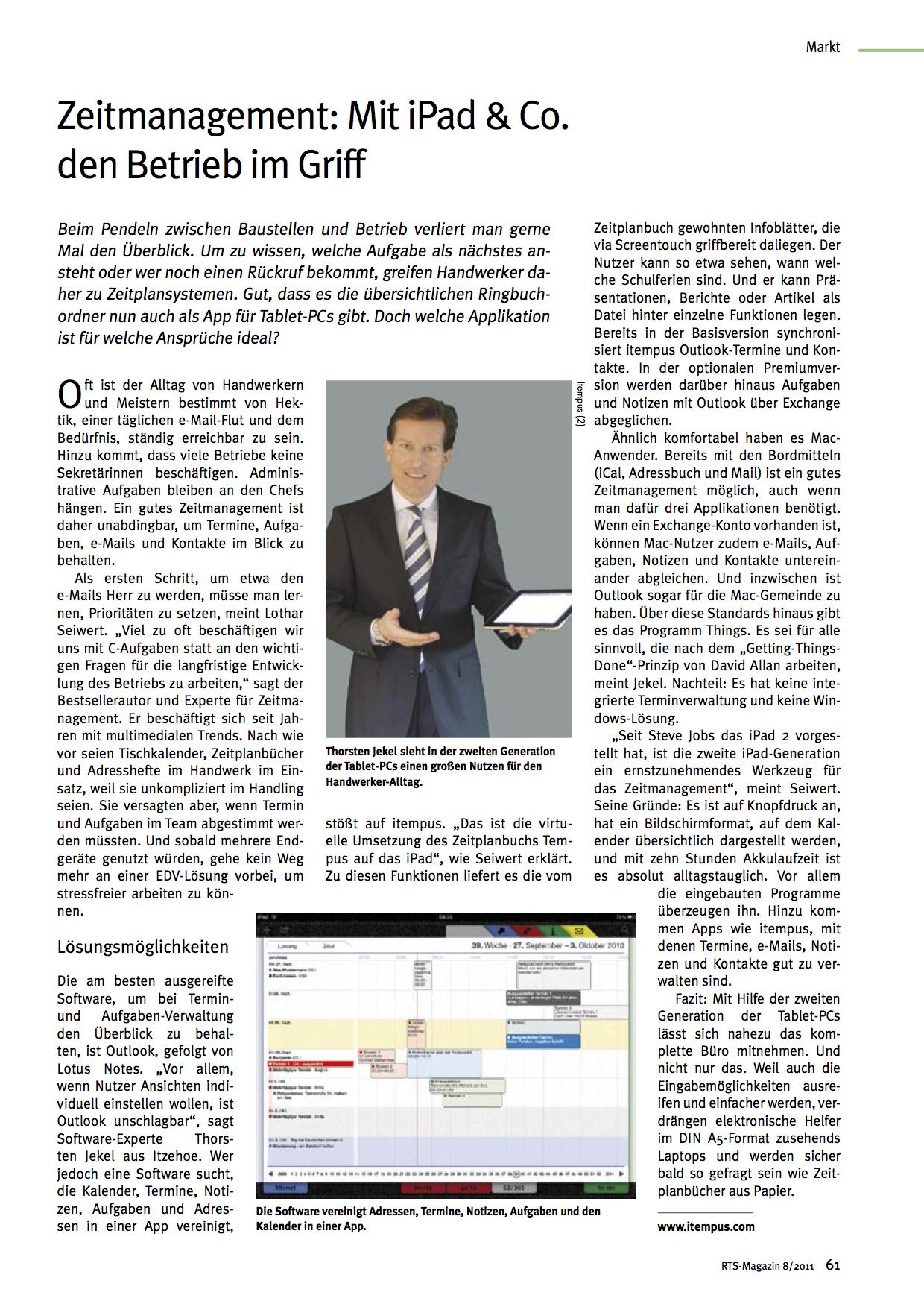 RTS Magazin